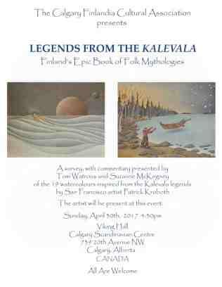 kalevala poster
